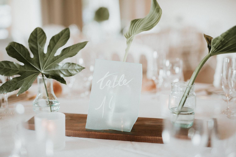 decoration mariage exotique bord de mer nantes