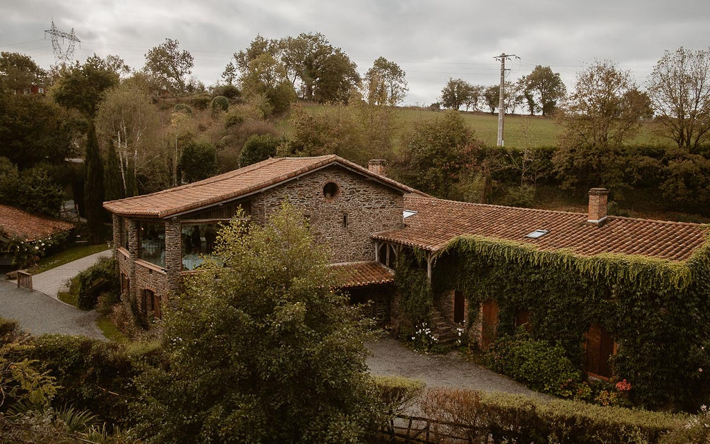 lieu de réception mariage champetre naturel boheme nantes Loire Atlantique