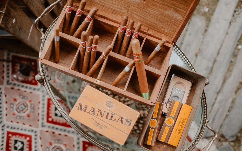bar cigares whisky mariage