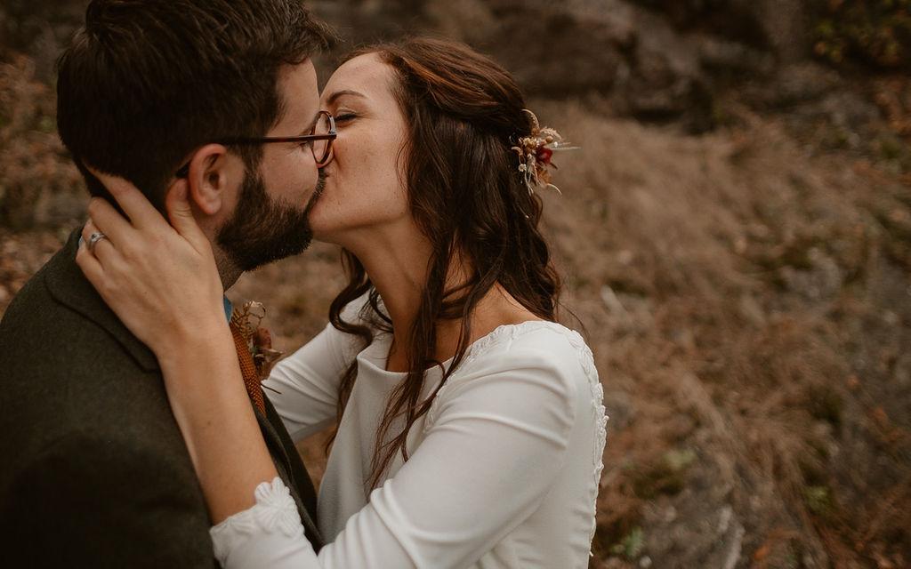 mariage automnal pays de la loire