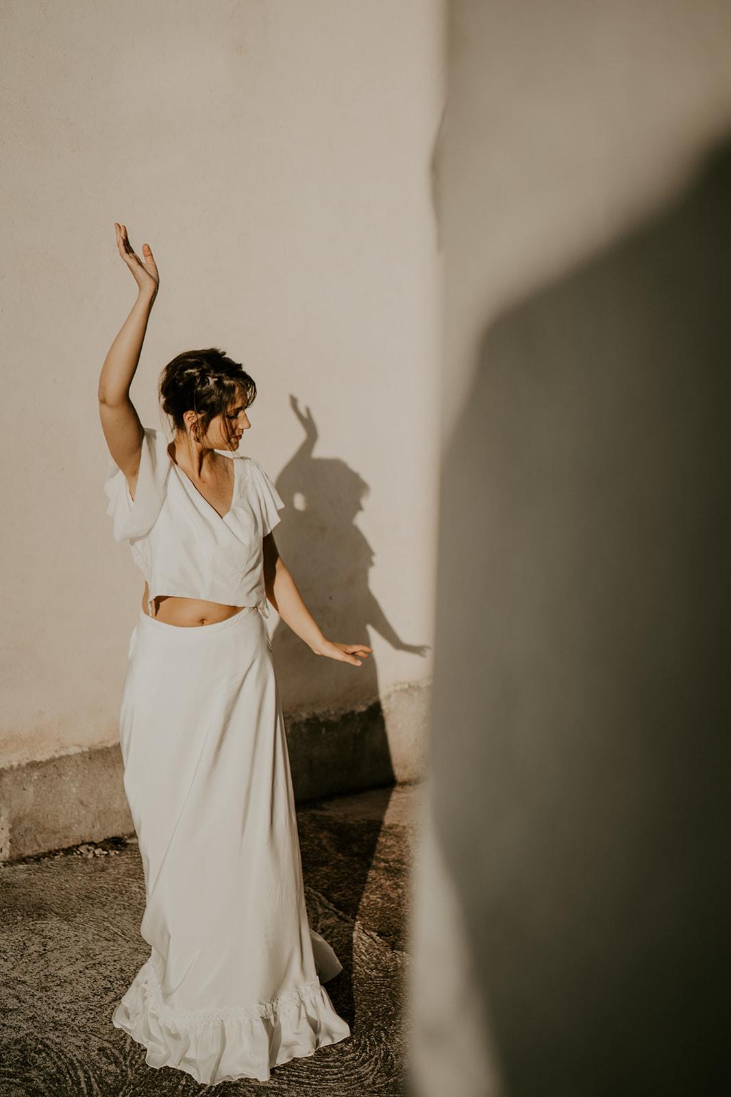 robe de mariee boheme nantes