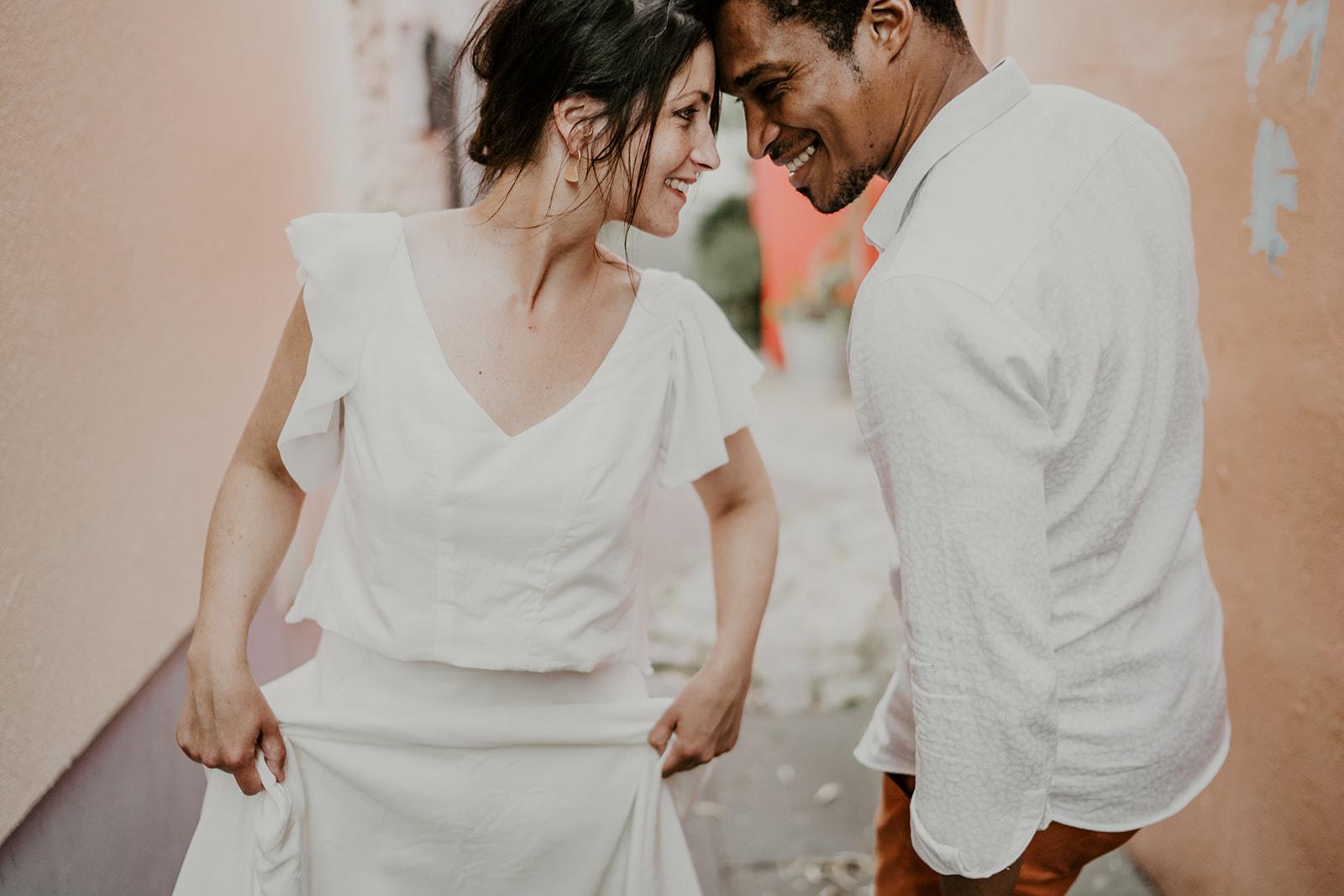 mariage boheme nantes