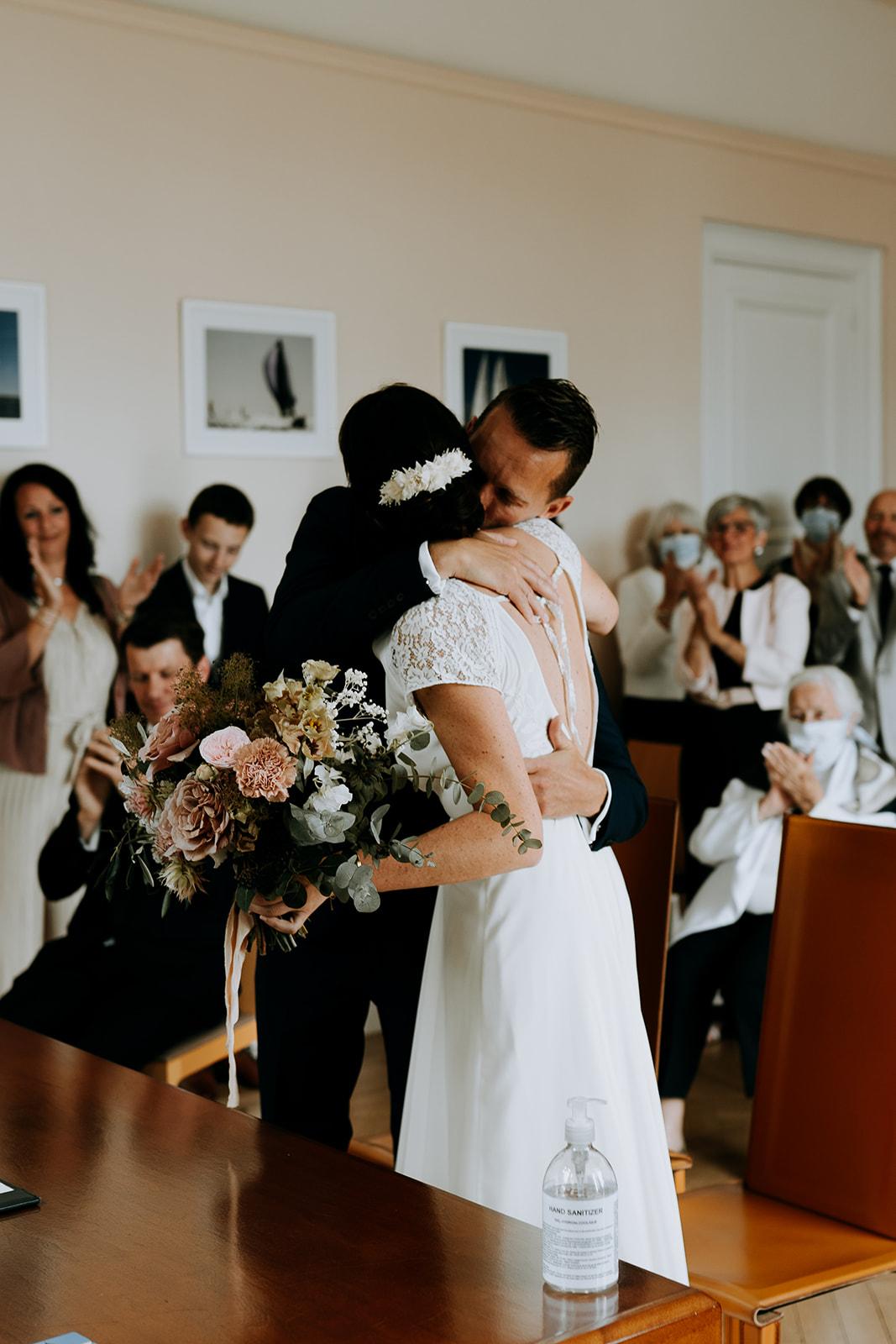 mariage decoration Loire Atlantique pornichet