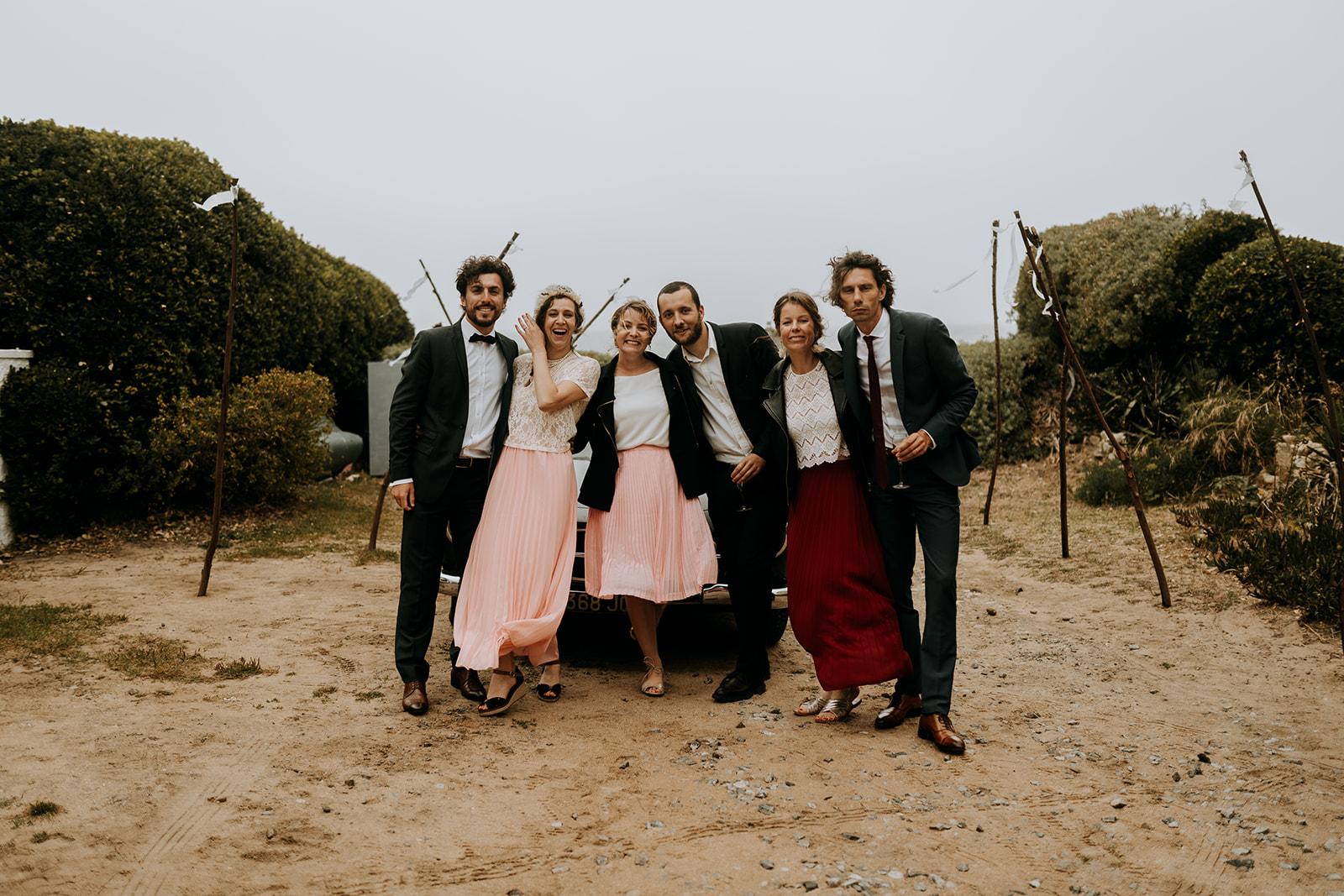 decoration mariage Invités mariage chic élégant naturel Pays de la Loire