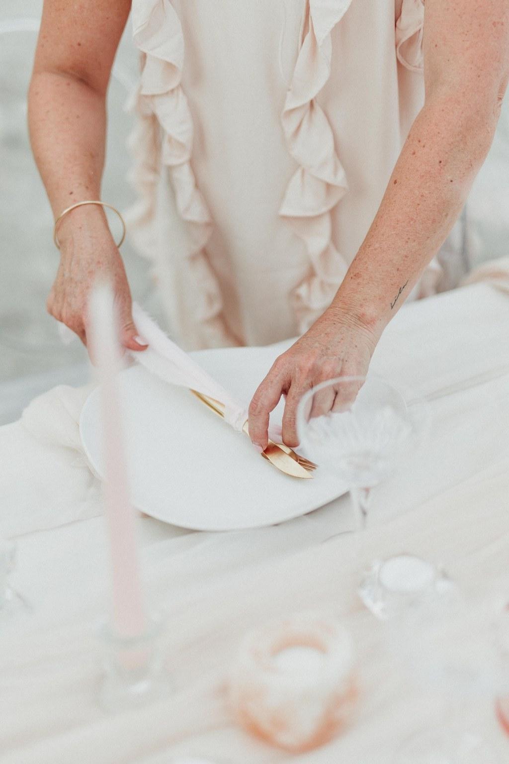 decoratrice de mariage portrait métier