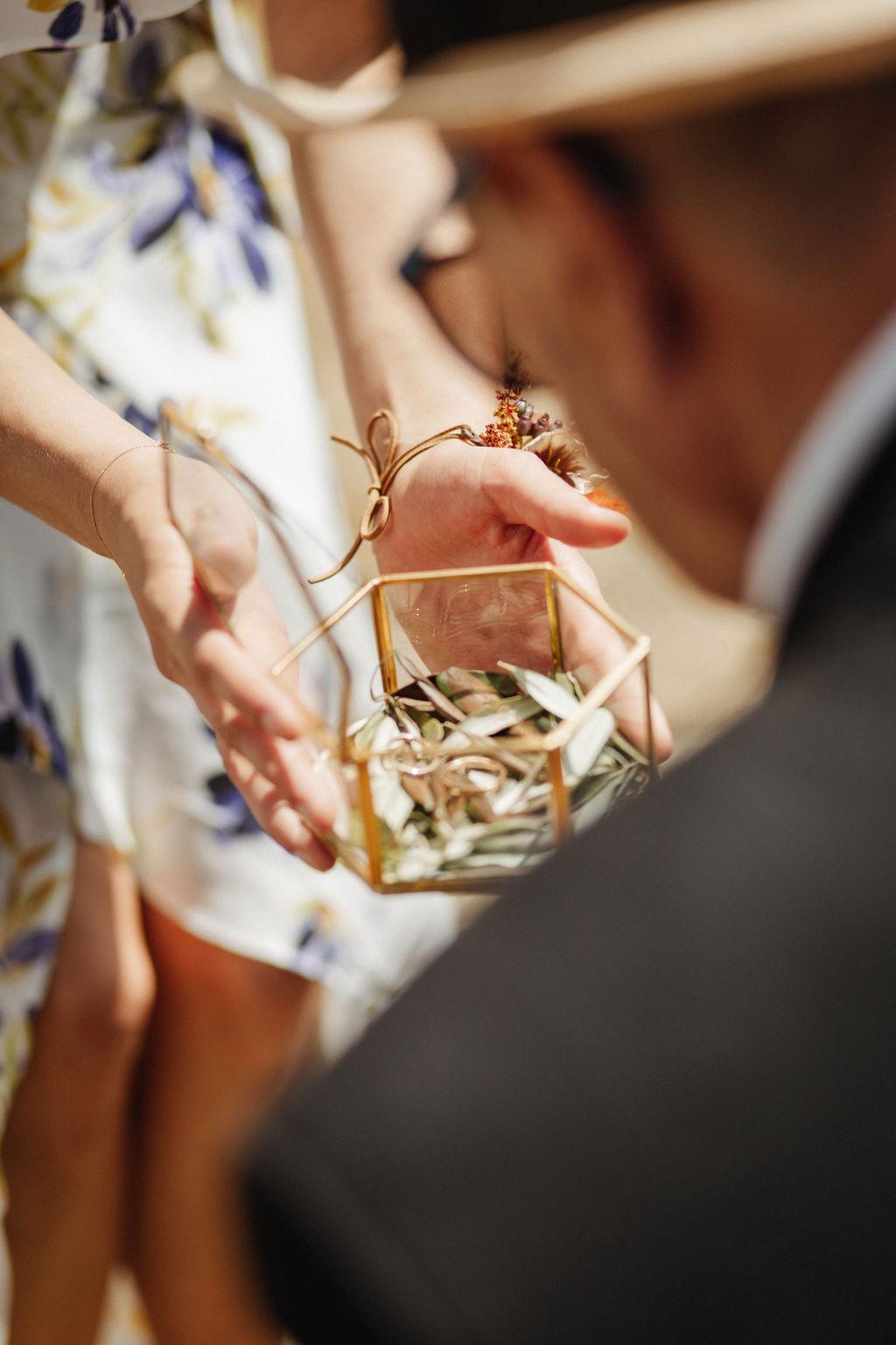 boite a alliances mariage vendee