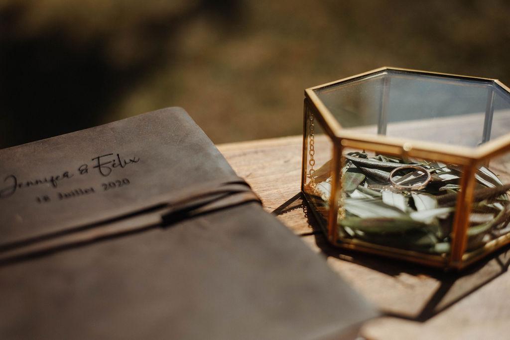 livre d'or original mariage